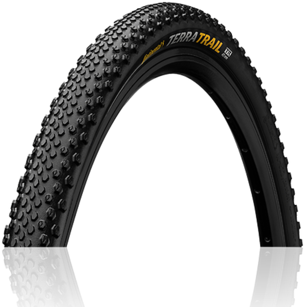 Continental Terra Trail 650B Tubeless Color: Black