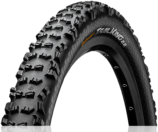 Continental Trail King Performance Color: Black