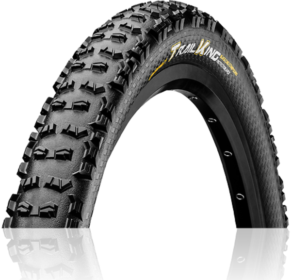 Continental Trail King ProTection Apex 27.5-inch Tubeless Color: Black