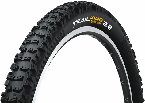 Continental Trail King Sport 26-inch Size: 26 x 2.20