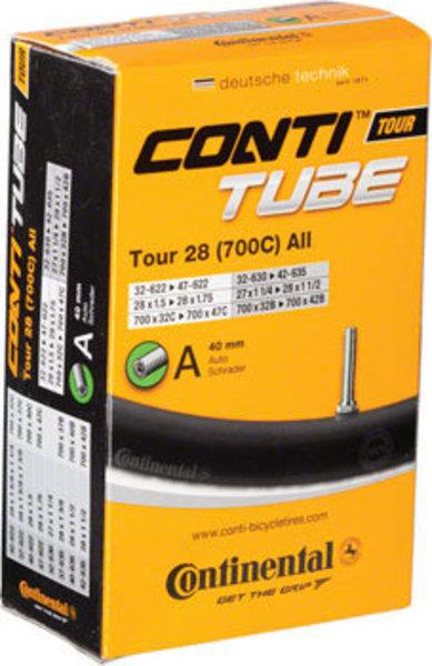 Continental Tube 700c/27-inch Schrader Valve