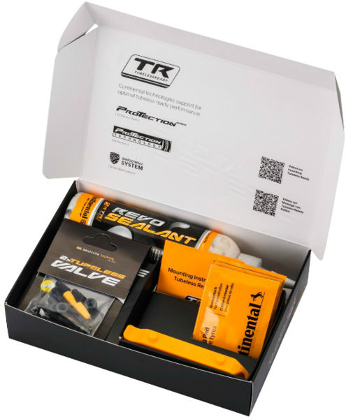 Continental Tubeless-Ready Set