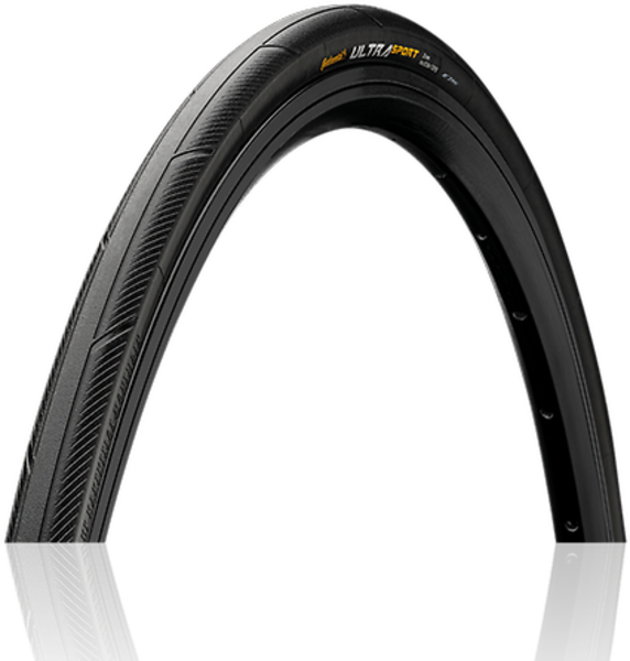 Continental Ultra Sport III PureGrip 27-inch Color: Black
