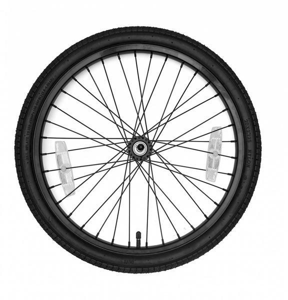 CoPilot Model A/T Steel Rim Wheel Set