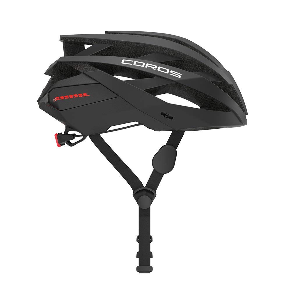 COROS Omni Smart Cycling Helmet Color: Black
