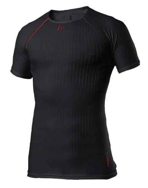 Craft Active Extreme SS Base Layer Color: Black