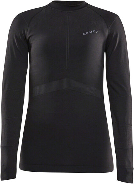 Craft Active Intensity Crew Color: Black/Asphalt