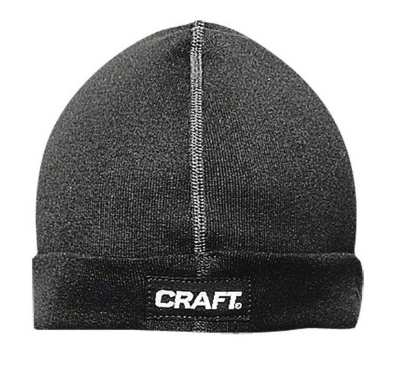 Craft Active Thermal Hat Color: Black