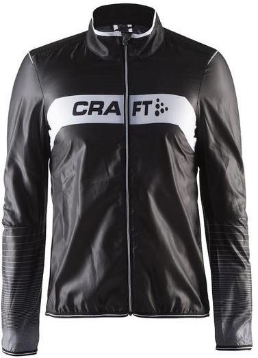 Craft Featherlight Jacket Color: Black/White