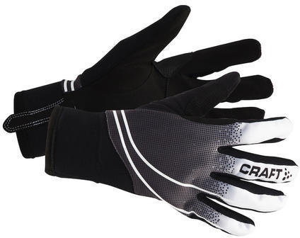 Craft Intensity Glove Color: Black/White