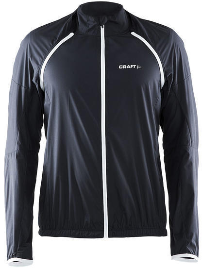 Craft Path Convert Jacket Color: Black/Platinum