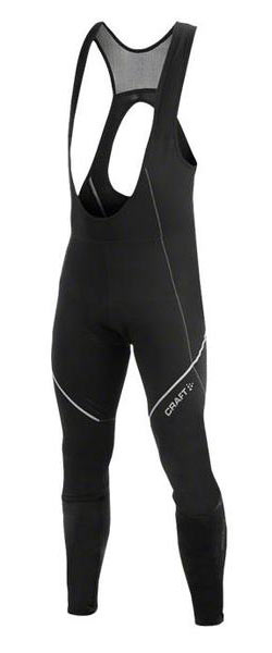 Craft PB Storm Bib Tights Color: Black