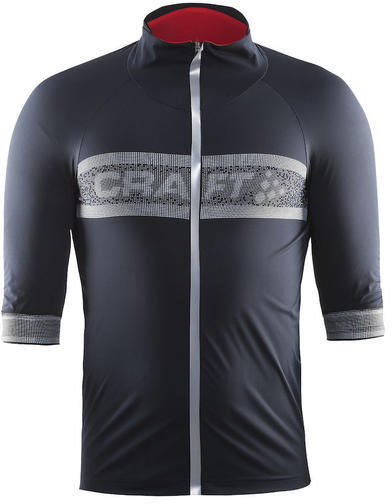 Craft Shield Jersey Color: Black/Bright Red