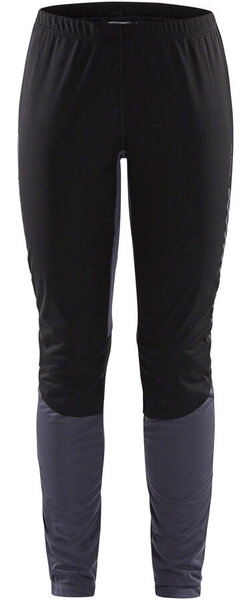 Craft Storm Balance Tights Color: Asphalt/Black