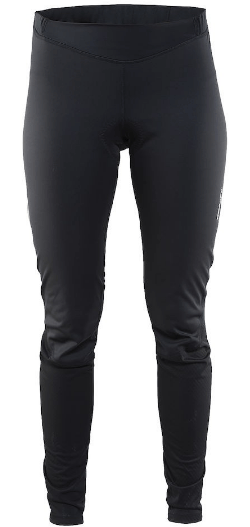 Craft Velo Thermal Wind Tights Color: Black