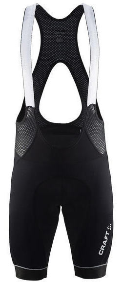 Craft Verve Bib Shorts Color: Black