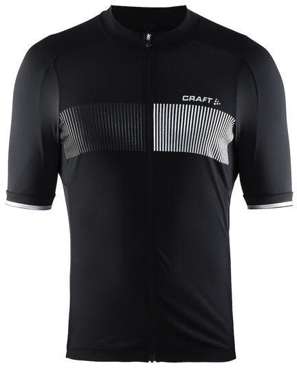 Craft Verve Glow Jersey Color: Black