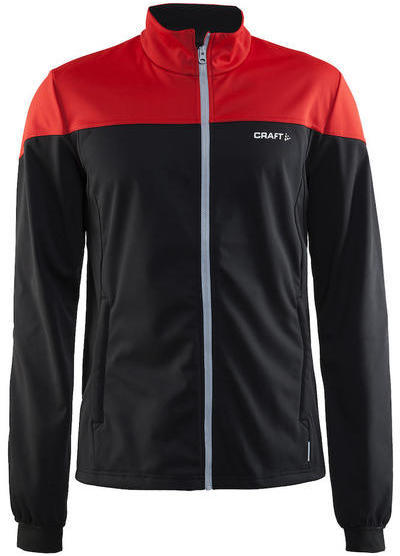 Craft Voyage Jacket Color: Black/Drama