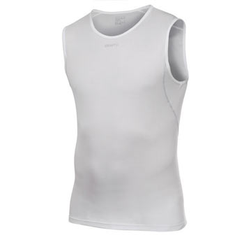 Craft ProCOOL Mesh Sleeveless Color: White