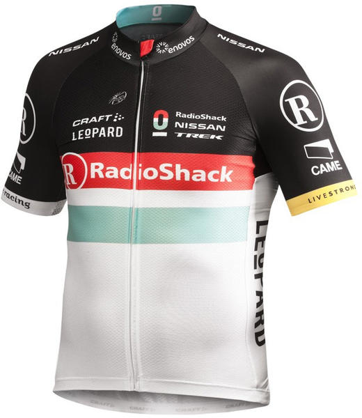 Craft RadioShack Nissan Trek Team Jersey