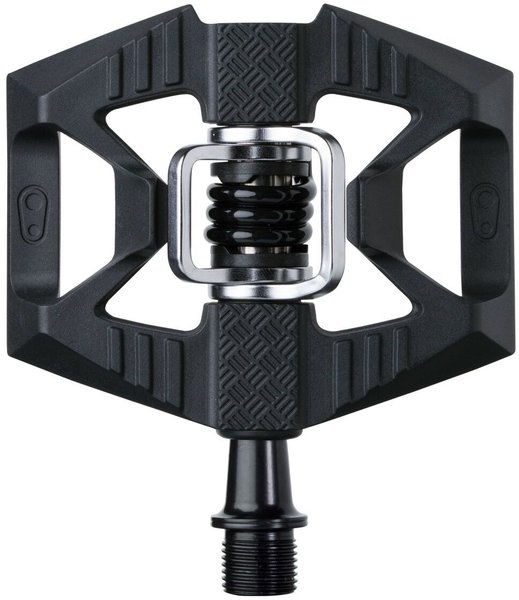 Crank Brothers Double Shot 1 Color: Black