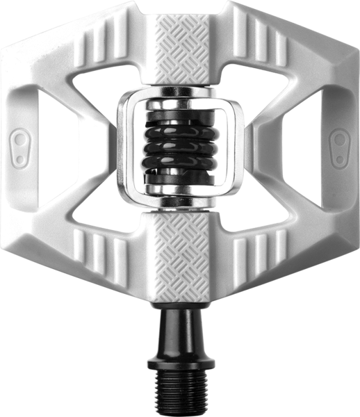 Crank Brothers Double Shot 1 Color: White/Black