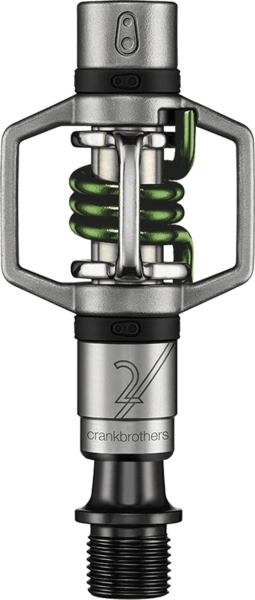 Crank Brothers Eggbeater 2 Color: Green