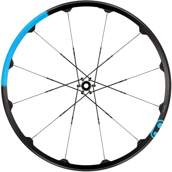 Crank Brothers Iodine 3 Boost 29-inch Wheelset Color: Black/Blue
