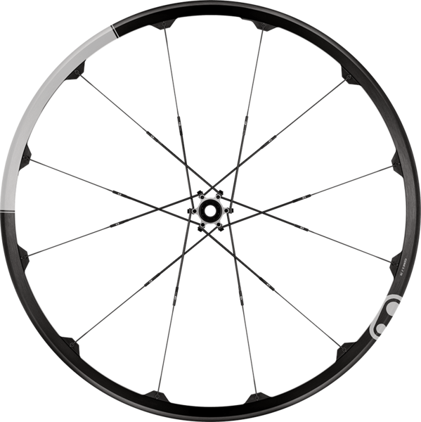 Crank Brothers Iodine 3 Wheelset Color: Black / Silver