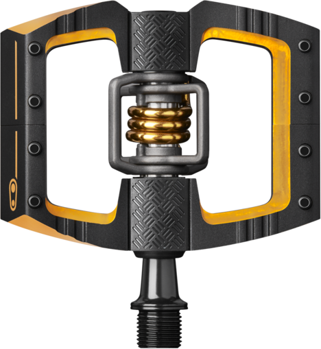 Crank Brothers Mallet DH 11 Color: Gold/Black