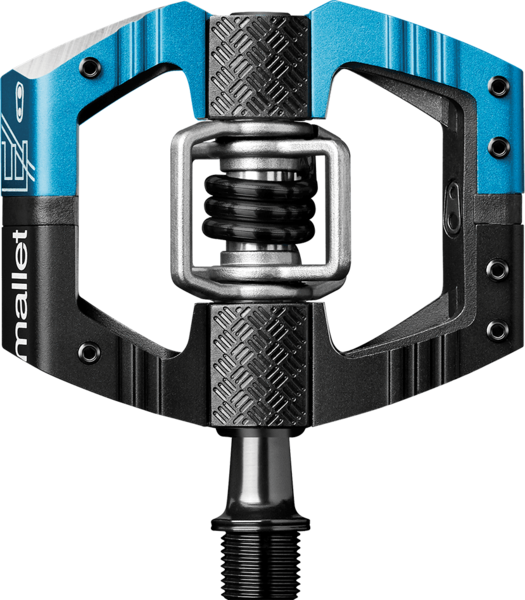Crank Brothers Mallet E LS Color: Black/Blue