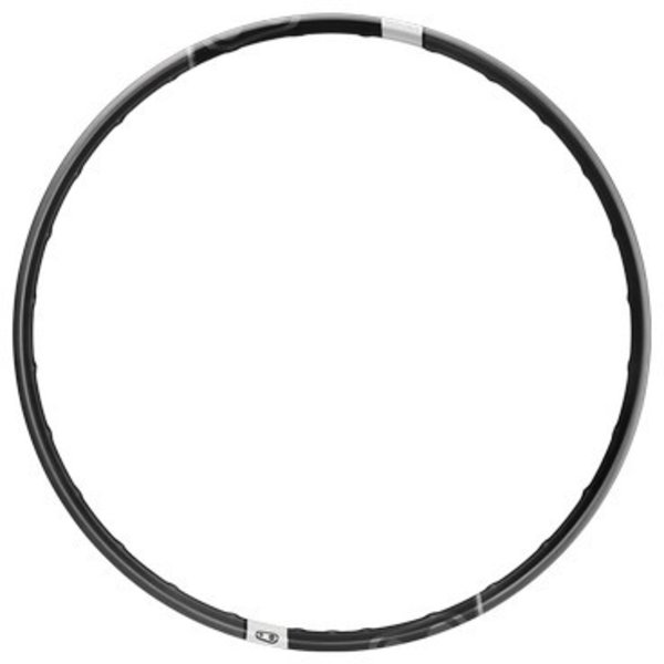 Crank Brothers Synthesis DH Carbon Rim 27.5-inch Front Color: Black