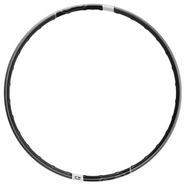 Crank Brothers Synthesis DH Carbon Rim 27.5-inch Rear Color: Black