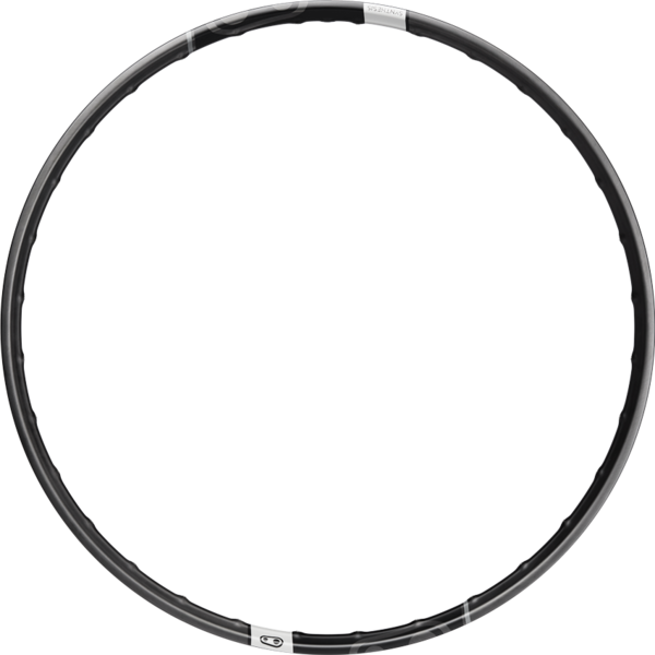 Crank Brothers Synthesis E 27.5-inch Carbon Rim Rear