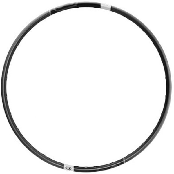 Crank Brothers Synthesis XCT Carbon Rim 29-inch Front Color: Black