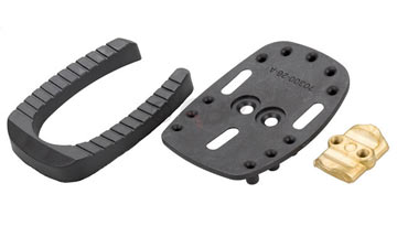Crank Brothers Quattro 3-Hole Cleats