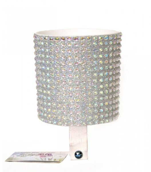 Cruiser Candy Bling Bicycle Drink Holder Color: Aurora Borealis