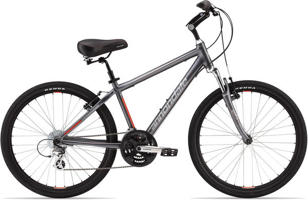 Cannondale Adventure 2 26 Color: Charcoal Gray