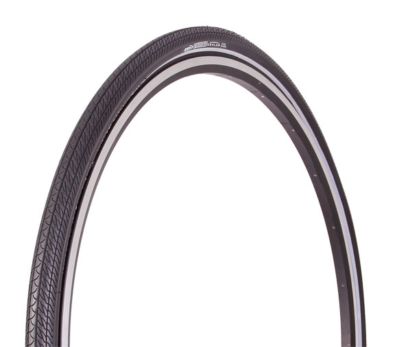 CST Ciudad 700c Tire Color: Black