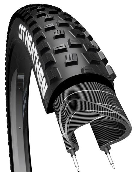 CST Heathen Tire