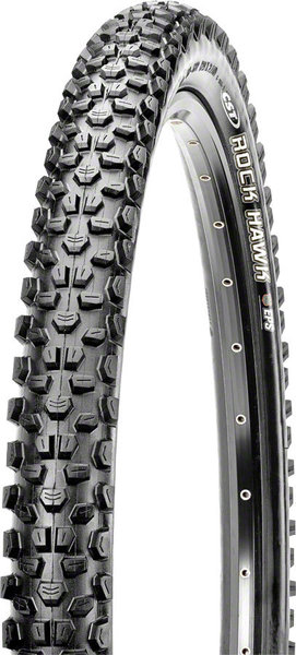 CST Rock Hawk 26-inch Color: Black
