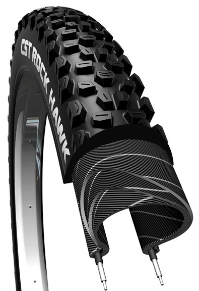 CST Rock Hawk Tire