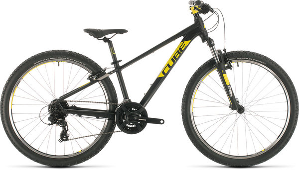 CUBE Bikes Acid 260 Color: Black 'n' Yellow