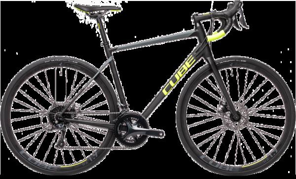 CUBE Bikes Attain Pro