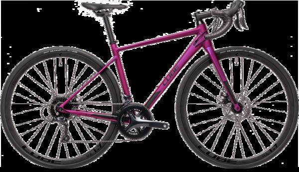 CUBE Bikes Axial WS Pro