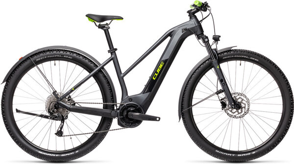 CUBE Bikes Reaction Hybrid Performance 400 Allroad Trapeze