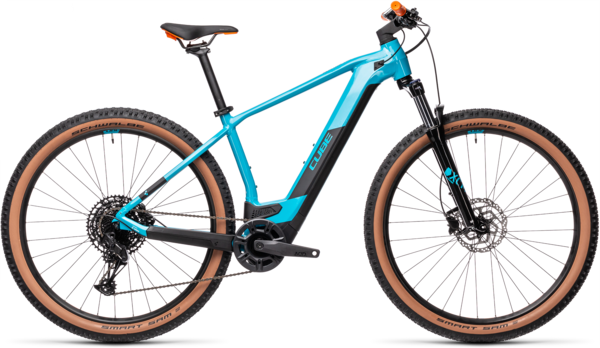 CUBE Bikes Reaction Hybrid Pro 625 29