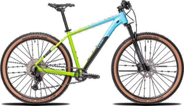 CUBE Bikes Reaction Pro
