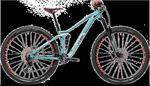 CUBE Bikes Sting WS 120 Pro