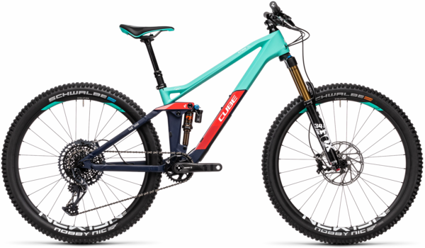 CUBE Bikes Sting WS 140 HPC SL Color: Team Ws